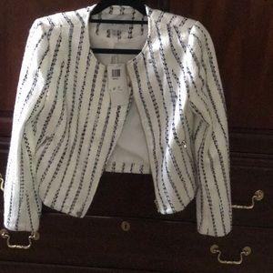 White Jacket Purchased from Bloomingdale's
